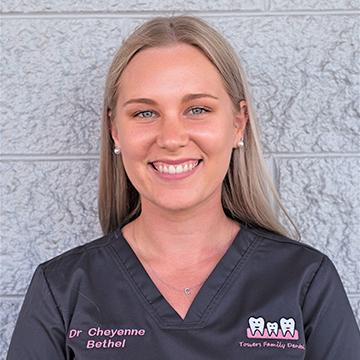 Dr Cheyenne Bethel